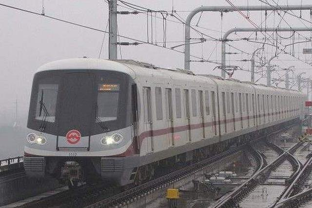 上海轨交10号线将向东延长 来岁岁尾2期有望通车运营