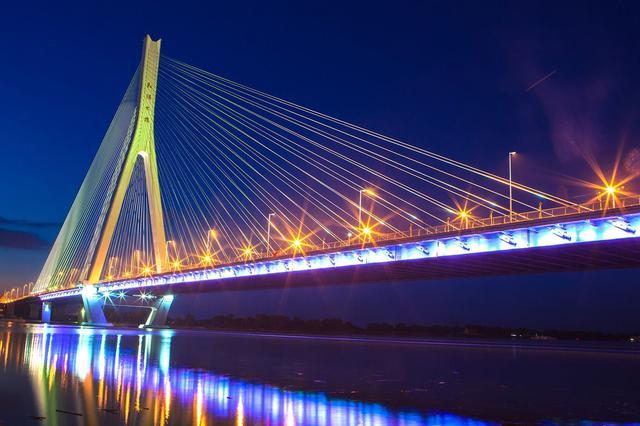 松浦大年夜桥将完成老桥换新颜 将来岁6月底具备通车前提
