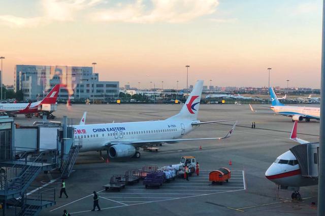 上海两机场客岁实现搭客吞吐量1.22亿 同比增长3.52%