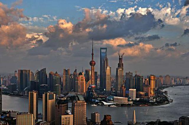 上海2019年GDP总额接近4万亿元 金融业成第一支柱家当