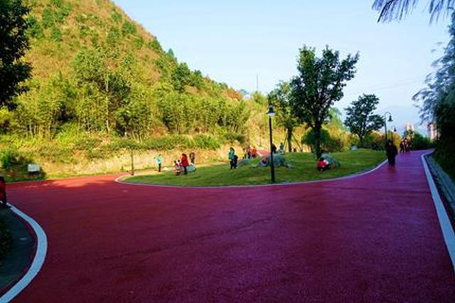 申城去年建112条健身步道 超额完成体育实事工程项目