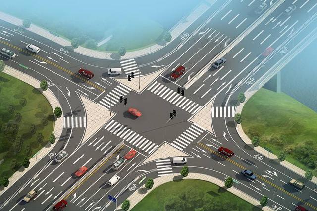 政协委员建议优化路口信号配时使人车分离 缓解拥堵