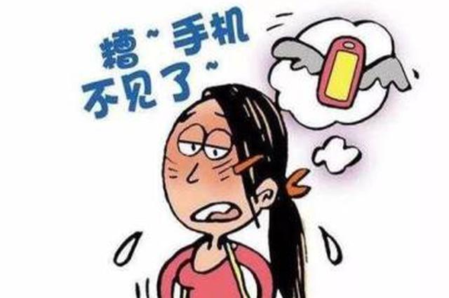 女子出国前一天遗失手机 民警找到专车司机完璧归赵