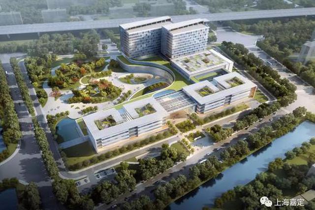 上海市中医病院嘉定院区项目筹划公示中 共650张床位