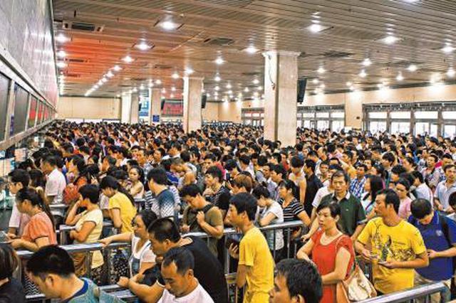 沪春运保障办法 高铁实施电子票浦东机场P4泊车场启用