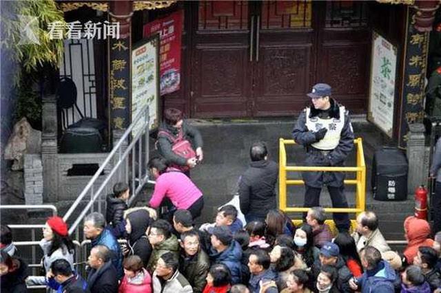上海警方春节时代周全晋升社会见防控勤务等级