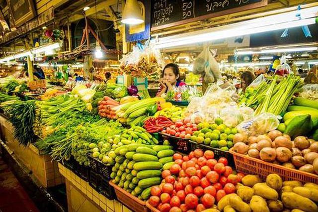 沪重要菜市场备足菜品 老字号半成品年菜不出户可品尝