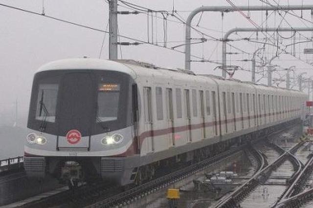 上海轨交11号线花桥站至安亭站区段暂停运营
