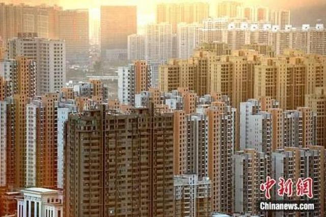 1月份一线城市新建商品住宅销售价格同比上涨3.8%