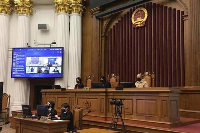沪首例殴打防疫志愿者涉刑案开庭 被告判刑一年六个月