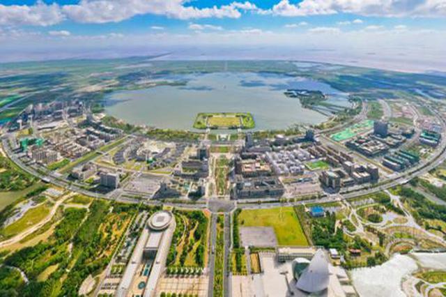 上海临港新片区防疫临盆两手抓 八百多家企业陆续复工