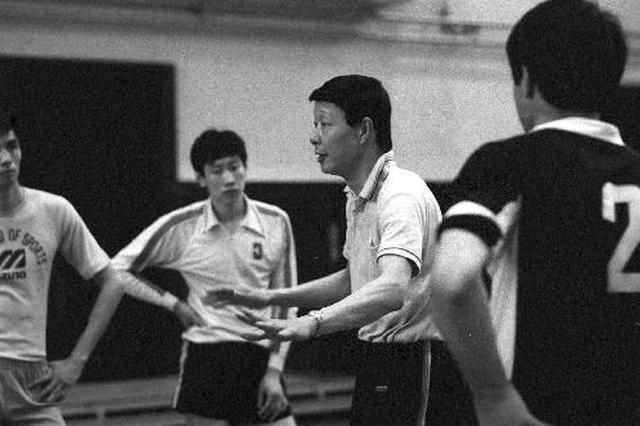 排坛名宿祝嘉铭因病在沪逝世 中国排球协会发唁电