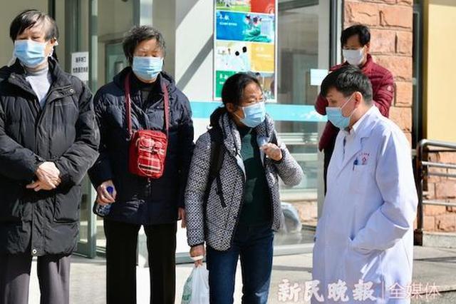 张文宏:上海筹划已在实践傍边 筹划写在病人身上