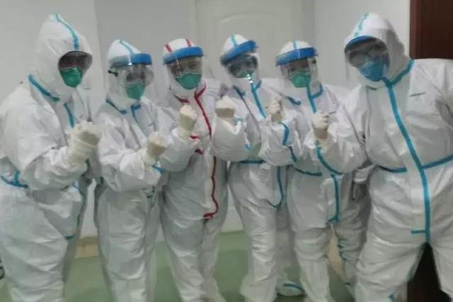 上海医疗队驰援满月 共9批1640名医护人员奔赴武汉