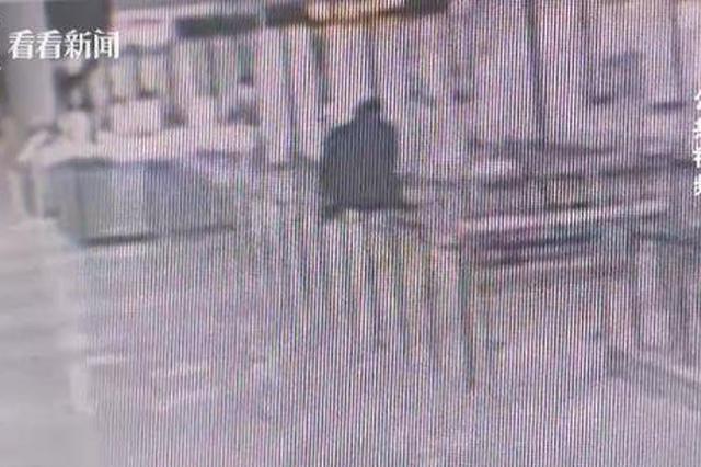 湖北籍乘客不戴口罩翻雕栏进11号线 试图回避安检进站
