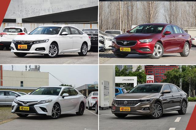 君威/亚洲龙逆势增长 1月中级车销量盘点