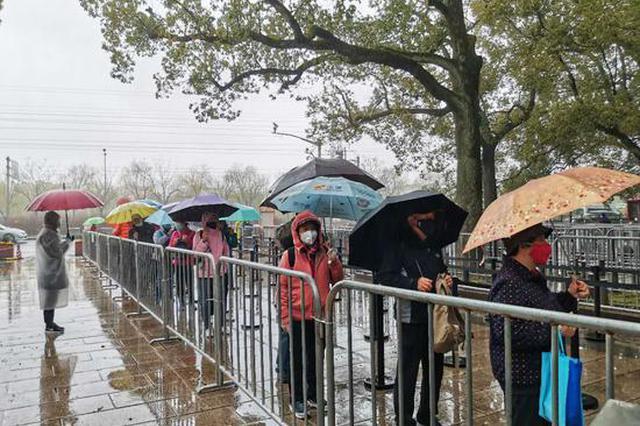 上海195座城市公园3座郊野公园恢复开放 总体平稳有序