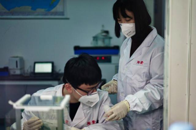 静安区临时集中留验点 12小时完成87例核酸检测