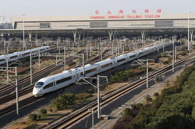 清明长三角铁路预计发送旅客405万人次 增加客运运力