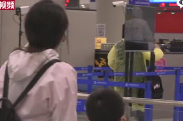 上海:入境客机减少货机增多 加强检疫守牢国门不放松