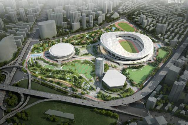 徐汇召开今年重大工程建设推进会 徐家汇中心迎新进展