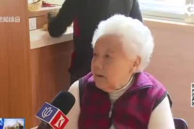 上海:居家照护逐步恢复 老年食堂重开堂吃
