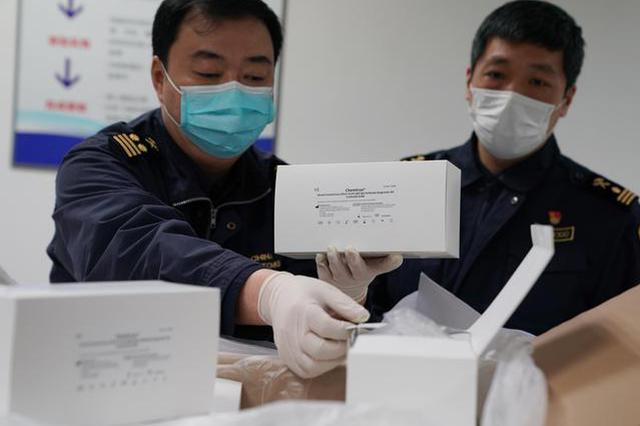 上海海关通报三起违规案例 严把医疗物资出口质量关
