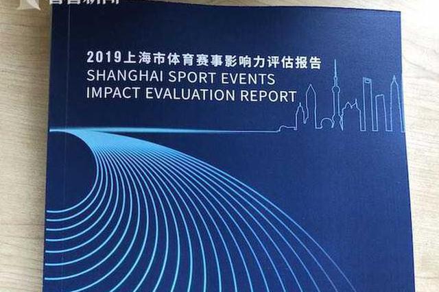 上海发布体育赛事影响力评估报告