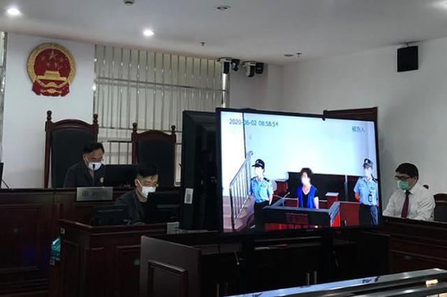 中年妇女在上海火车站抢女童案开庭 被告获刑一年半