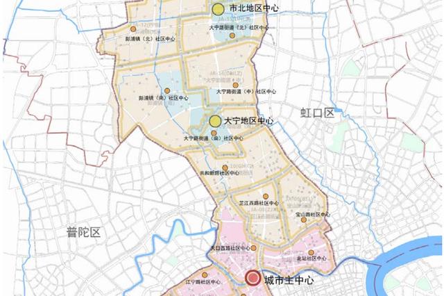 静安区规划草案:加大租赁住房配比 北部区域人口导入
