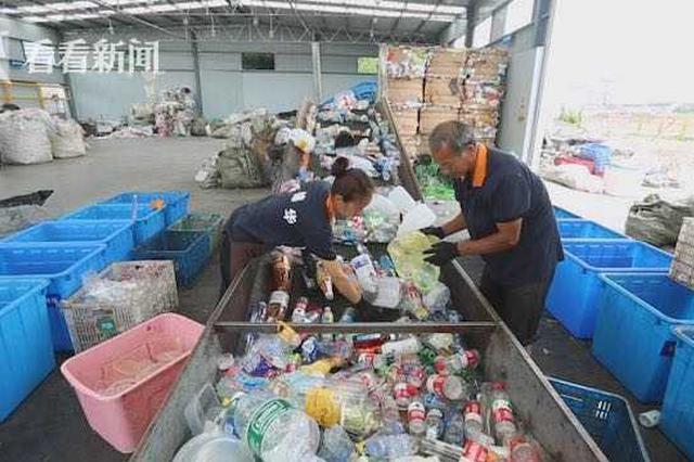 上海交大发布可回收物自动分拣机器人