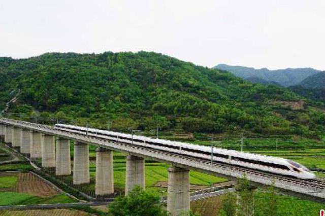 沪苏湖铁路开工建设 十四五时期长三角有22条高铁开工