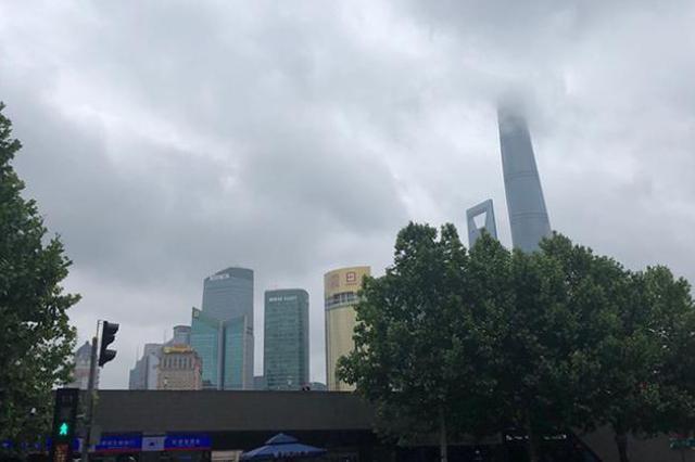 上海除周一外其余六天均有雨 气温平稳最高温28-30℃