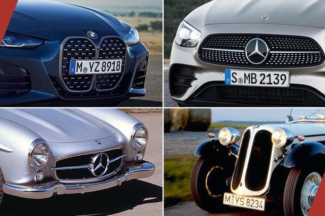 新车型新设计是如何致敬曾经的经典?