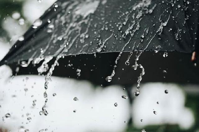 未来5天上海将有大雨到暴雨过程 最大降水可达300毫米