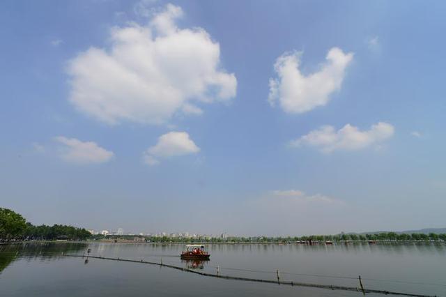 夏至已至 上海本周梅雨威力不减天气也将越来越热