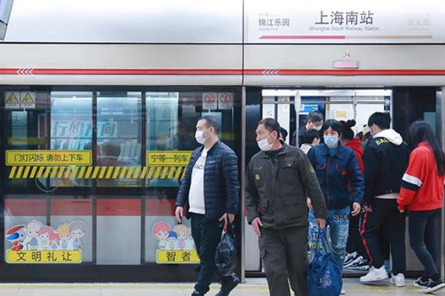 上海地铁护航中高考:停止夜间高噪音施工、开绿色通道