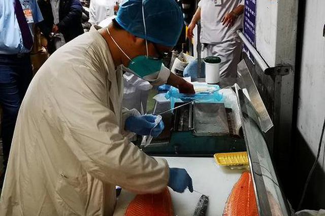 上海杨浦疾控赴各大本地市场采样 新冠病毒检测结果出炉