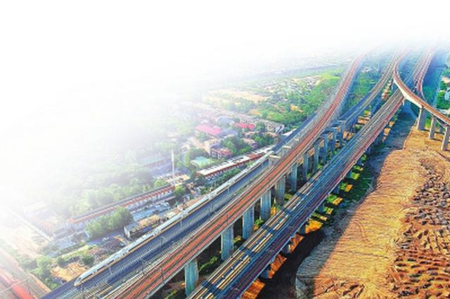商合杭高铁合湖段6月26日开启售票 将于28日开通运营