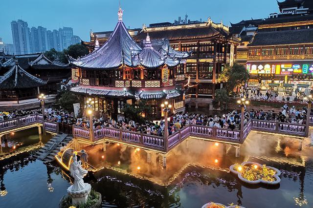 豫园集市升级版食玩校场 7月3日起惊艳亮相