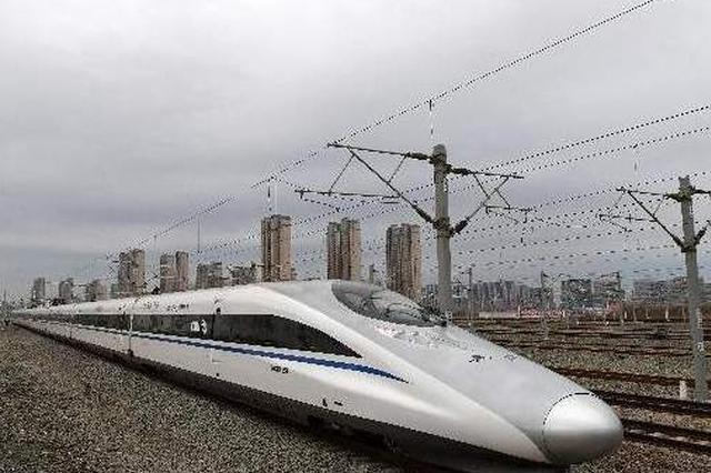 沪苏通铁路开通运营 上海至南通方向将增动车组31趟