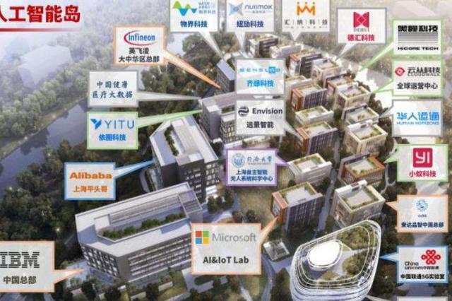 上海人工智能发展这一年:东西集聚多点联动格局初形成