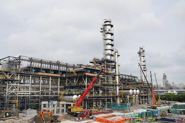 上海石化项目中期交付 将进一步提升国六油品生产能力