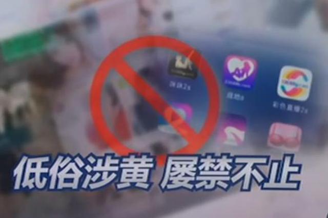 央视曝光仍有平台涉黄直播 女主播要用户刷火箭买微信