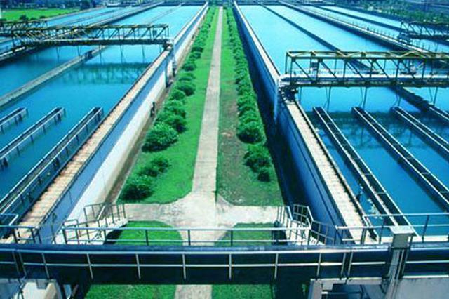 沪年底自来水厂深度处理率达60% 市民能喝到优质自来水