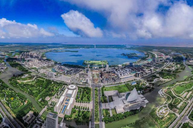 临港新片区18个重点产业项目集中开工 总投资480亿元