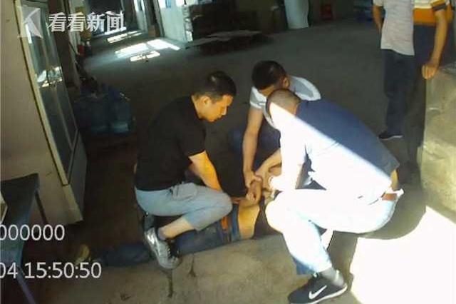 上海警方今年已破命案积案22起