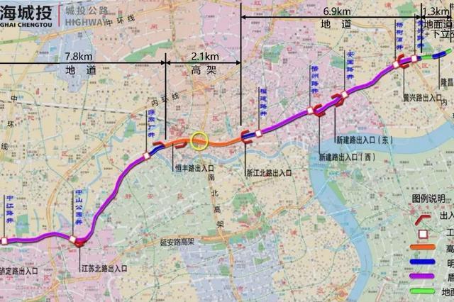 北横通道项目将迎来最重要节点 西段预计明年6月通车