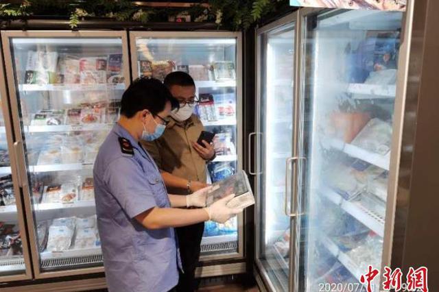 上海开展厄瓜多尔问题冻虾检查 督促封存涉事企业冻虾