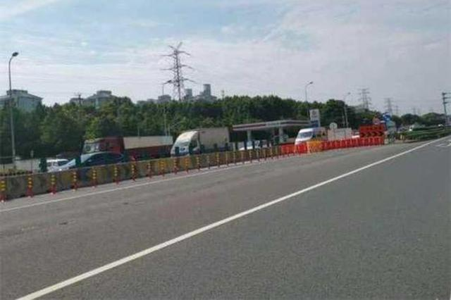 S20公路沪宁沪杭铁路立交启动大修 预计工期2个月